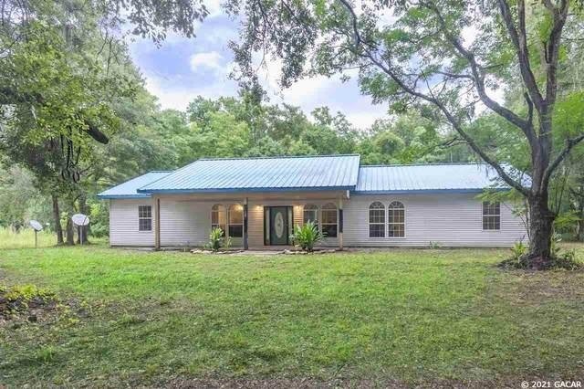 3211 NW 128th Lane, Gainesville, FL 32653 (MLS #445722) :: Abraham Agape Group