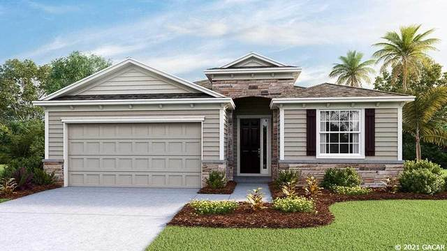 1449 NW 136th Terrace, Newberry, FL 32669 (MLS #445740) :: Rabell Realty Group