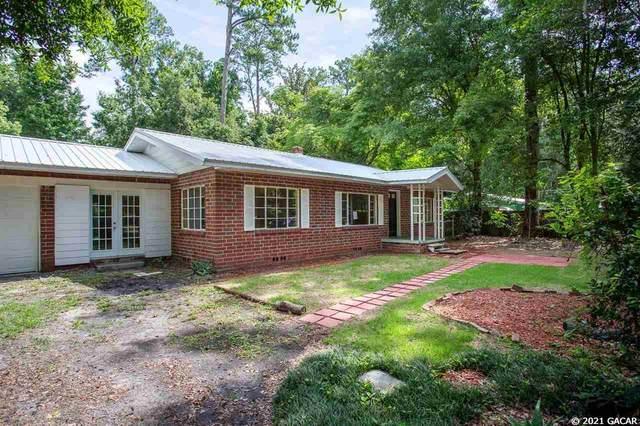 514 NW 19TH Lane, Gainesville, FL 32609 (MLS #445801) :: Abraham Agape Group