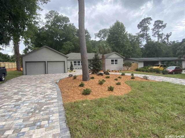 1610 NW 16TH Terrace, Gainesville, FL 32605 (MLS #445950) :: Abraham Agape Group