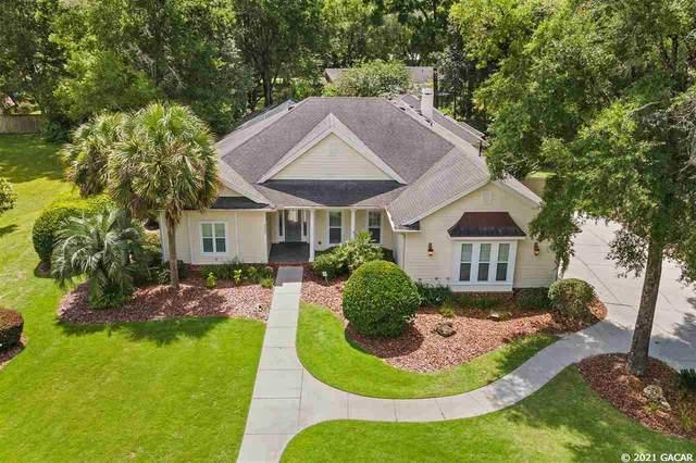 3227 SW 103RD Street, Gainesville, FL 32608 (MLS #445962) :: Abraham Agape Group