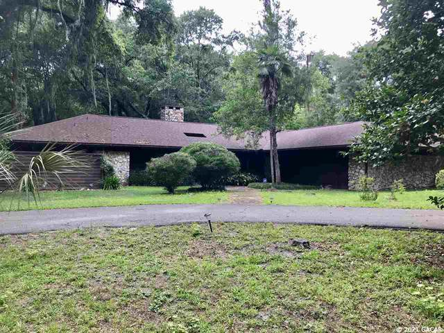 4000 SW 78TH Street, Gainesville, FL 32608 (MLS #445979) :: Rabell Realty Group