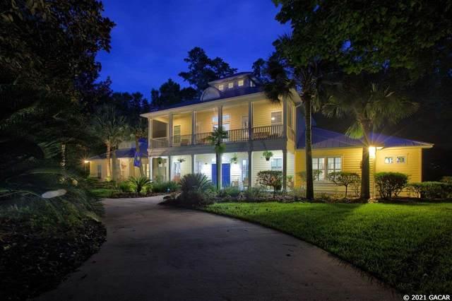 6809 NW 81st Boulevard, Gainesville, FL 32653 (MLS #446030) :: Abraham Agape Group
