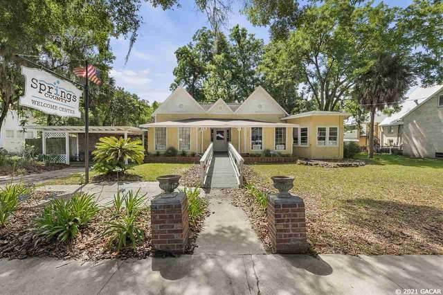 18725 Main Street High Springs, High Springs, FL 32643 (MLS #446093) :: Better Homes & Gardens Real Estate Thomas Group