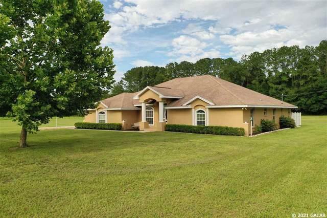 9129 SW 129TH Street, Archer, FL 32618 (MLS #446145) :: Pristine Properties