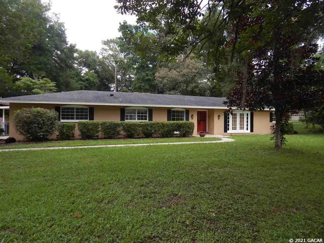 4027 SW 77th Street, Gainesville, FL 32608 (MLS #446173) :: Rabell Realty Group