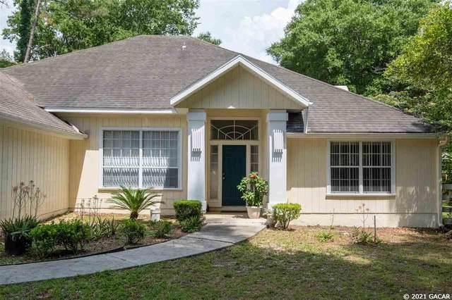 5415 SW 81st Terrace, Gainesville, FL 32608 (MLS #446189) :: Abraham Agape Group