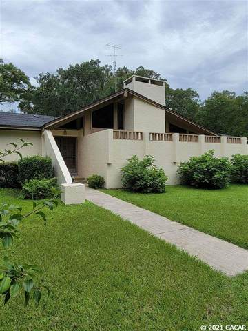 16819 SW 5th Place, Newberry, FL 32669 (MLS #446209) :: The Curlings Group