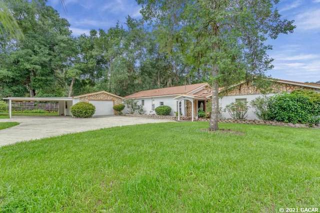 439 SE 1ST Street, Melrose, FL 32666 (MLS #446256) :: Rabell Realty Group