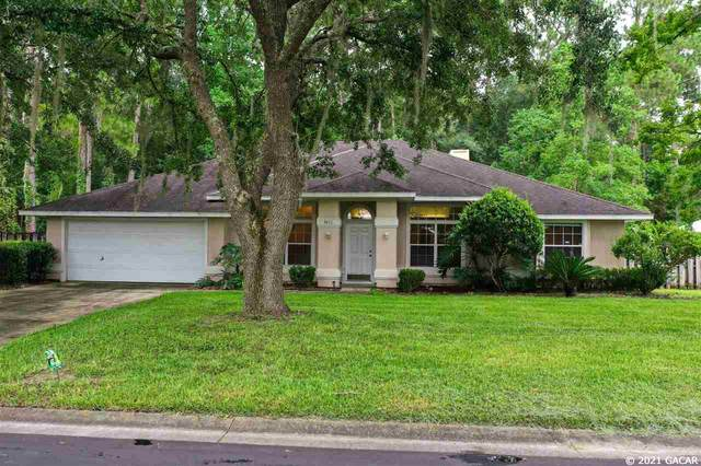 3431 NW 67TH Avenue, Gainesville, FL 32653 (MLS #446266) :: The Curlings Group