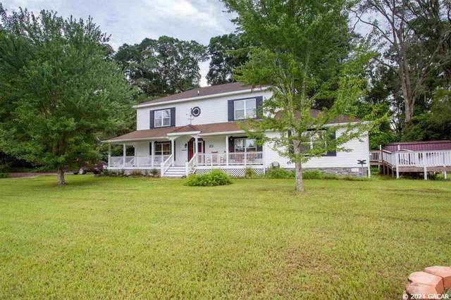 25419 NW 101ST Place, High Springs, FL 32643 (MLS #446269) :: Abraham Agape Group