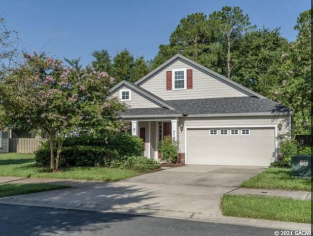 7760 SW 80th Drive, Gainesville, FL 32608 (MLS #446271) :: Abraham Agape Group