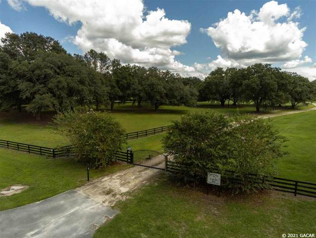 16513 SW 5th Place, Newberry, FL 32669 (MLS #446278) :: The Curlings Group