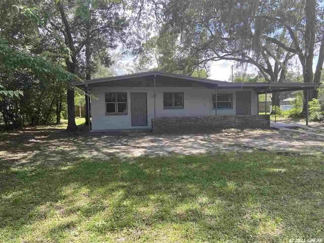 1121 NE 23 Avenue, Gainesville, FL 32609 (MLS #446315) :: Abraham Agape Group