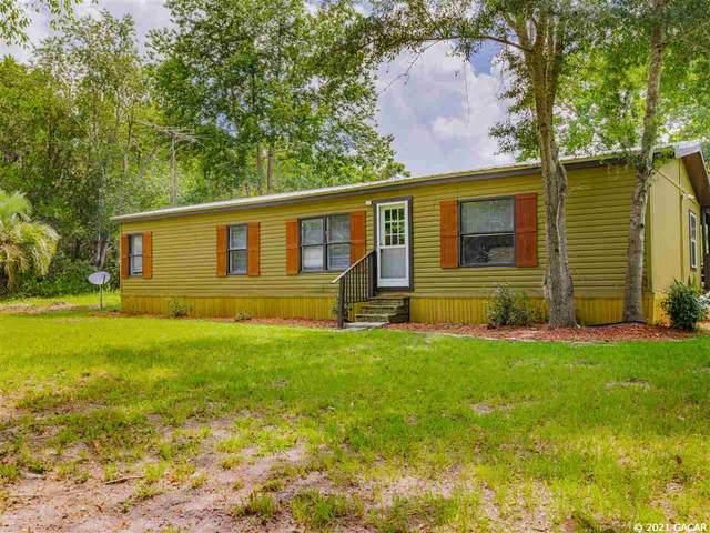 3203 SW 157th Terrace, Archer, FL 32618 (MLS #446359) :: Pristine Properties