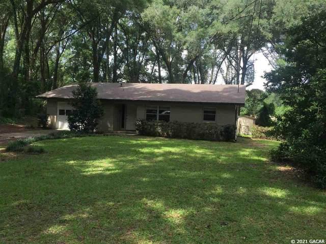 11908 NW 164TH Terrace, Alachua, FL 32615 (MLS #446361) :: Abraham Agape Group