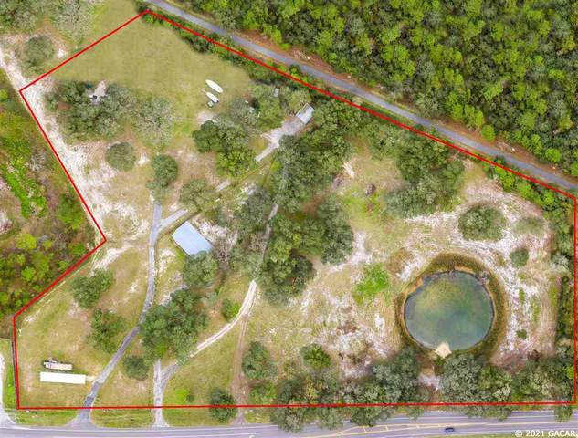 1227 SE State Road 100, Keystone Heights, FL 32656 (MLS #446365) :: Better Homes & Gardens Real Estate Thomas Group