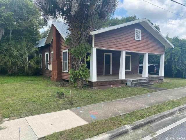 7010 SE 221ST Street, Hawthorne, FL 32640 (MLS #446370) :: Better Homes & Gardens Real Estate Thomas Group