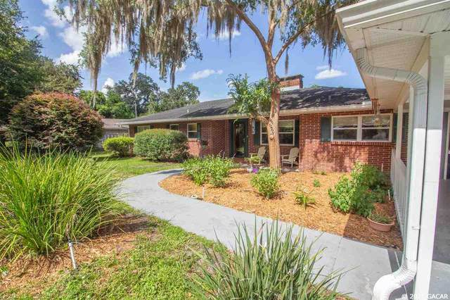 3901 SE State Road 21, Keystone Heights, FL 32656 (MLS #446436) :: Abraham Agape Group