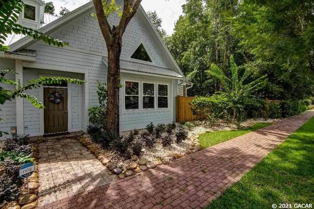 1221 NW 50TH Terrace, Gainesville, FL 32605 (MLS #446453) :: Abraham Agape Group