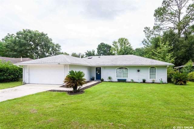 11128 NW 61st Terrace, Alachua, FL 32615 (MLS #446462) :: Abraham Agape Group