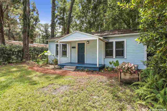 713 NE 10th Avenue, Gainesville, FL 32601 (MLS #446466) :: Rabell Realty Group