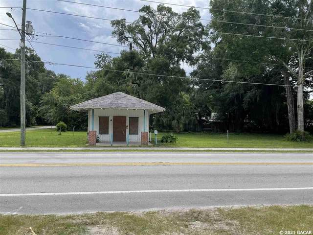 18274 High Springs Main Street, High Springs, FL 32643 (MLS #446500) :: Pristine Properties