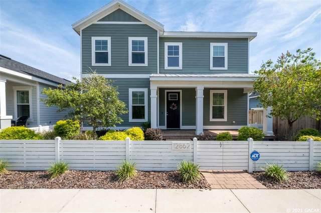 12862 SW 7th Avenue, Newberry, FL 32669 (MLS #446507) :: Pristine Properties