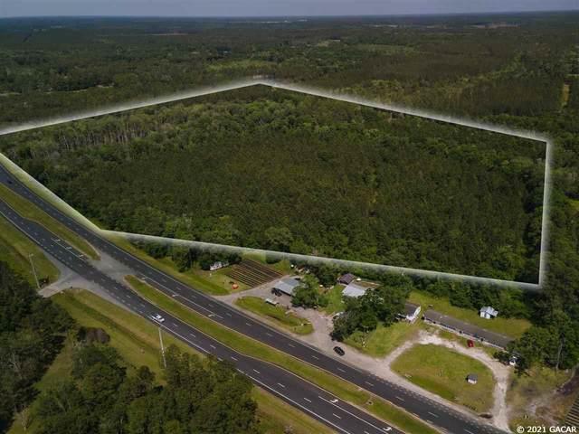 US 301 Tract NE 179 Street, Starke, FL 32091 (MLS #446508) :: Abraham Agape Group