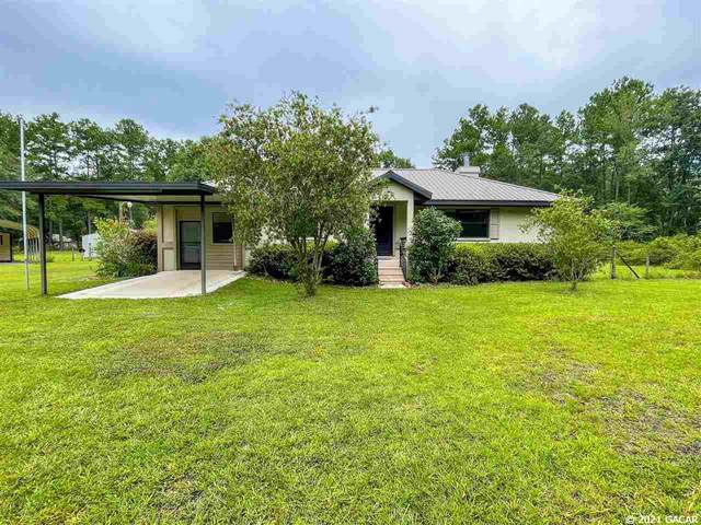 12132 NW County Road 231, Gainesville, FL 32609 (MLS #446513) :: The Curlings Group