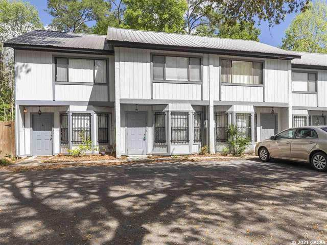4036 SW 15TH Place, Gainesville, FL 32607 (MLS #446523) :: Abraham Agape Group