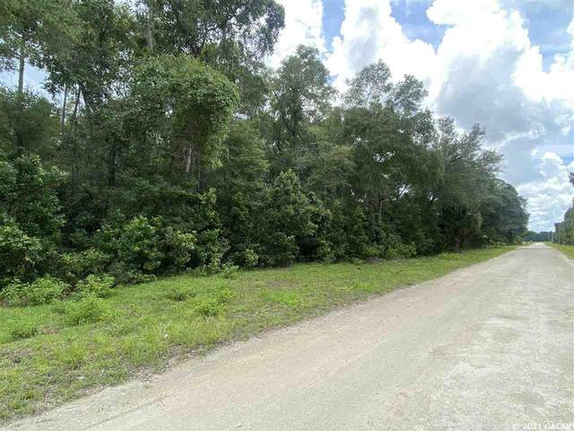 00 NW 46th Place, Chiefland, FL 32626 (MLS #446563) :: Pristine Properties