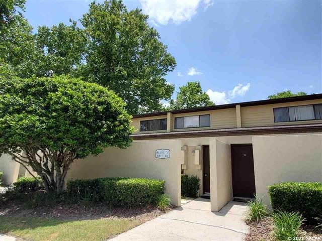 2508 SW 35TH Place J57, Gainesville, FL 32608 (MLS #446579) :: Abraham Agape Group