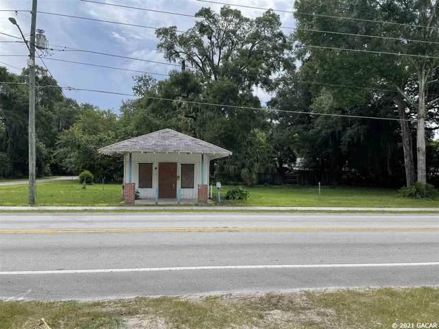 18274 High Springs Main Street, High Springs, FL 32643 (MLS #446580) :: Pristine Properties