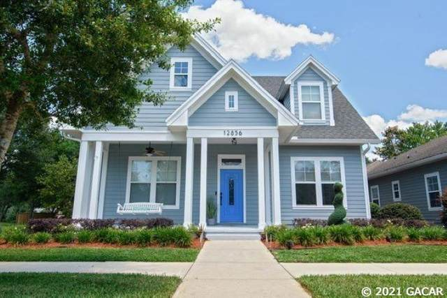 12856 SW 5th Place, Newberry, FL 32669 (MLS #446587) :: Pristine Properties