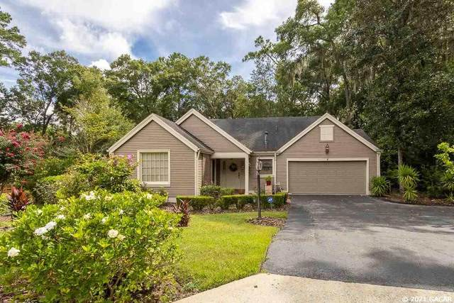8518 SW 52 Place, Gainesville, FL 32608 (MLS #446595) :: Rabell Realty Group