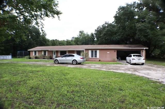 21621 NW 205th Street, High Springs, FL 32643 (MLS #446601) :: Pristine Properties