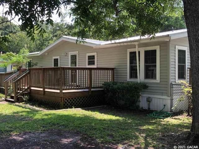 18247 NW 238 Street, High Springs, FL 32643 (MLS #446619) :: Pristine Properties
