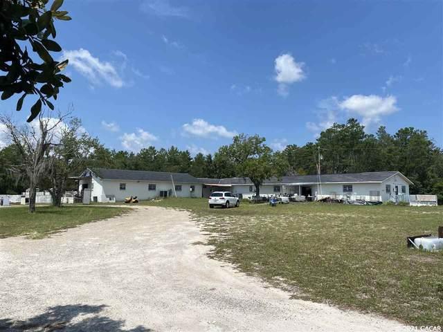 12850 NE Hwy 27 Alt, Williston, FL 32696 (MLS #446623) :: Better Homes & Gardens Real Estate Thomas Group