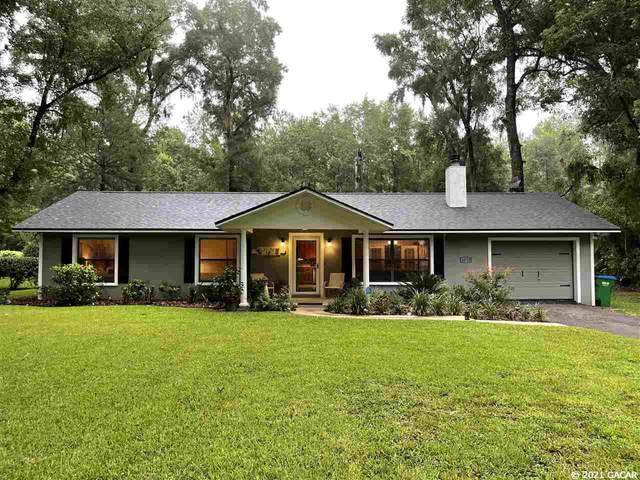 14713 NW 103rd Terrace, Alachua, FL 32615 (MLS #446628) :: Better Homes & Gardens Real Estate Thomas Group