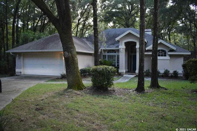 10131 SW 56th Lane, Gainesville, FL 32608 (MLS #446633) :: Rabell Realty Group