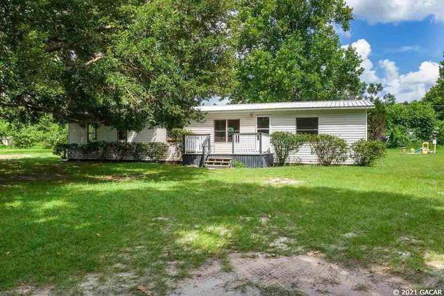 12125 NW 193rd Terrace, Alachua, FL 32615 (MLS #446636) :: Abraham Agape Group