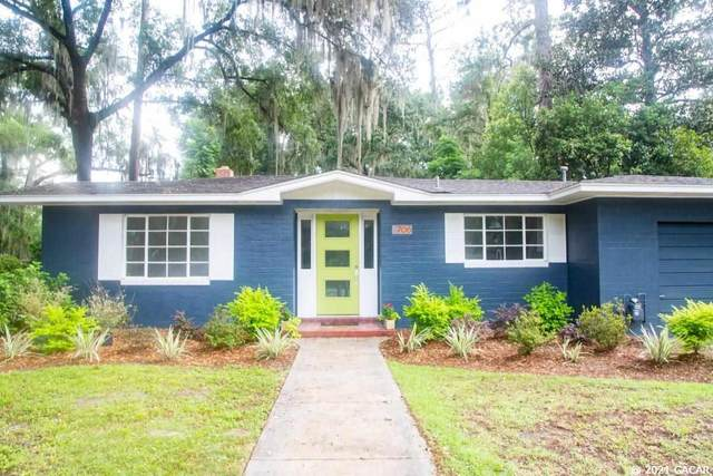 706 NW 20th Street, Gainesville, FL 32603 (MLS #446651) :: Better Homes & Gardens Real Estate Thomas Group