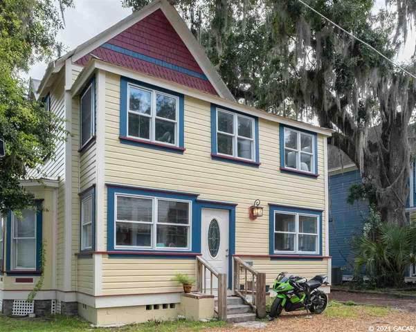 318 NW 4th Avenue, Gainesville, FL 32601 (MLS #446657) :: Abraham Agape Group
