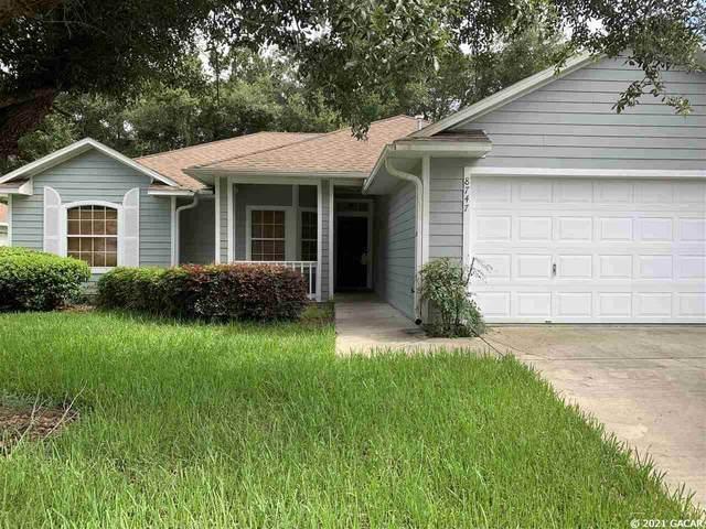 8747 NW 20 Lane, Gainesville, FL 32606 (MLS #446660) :: Better Homes & Gardens Real Estate Thomas Group
