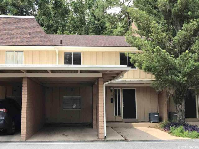 507 NW 39TH Road #154, Gainesville, FL 32607 (MLS #446669) :: Abraham Agape Group