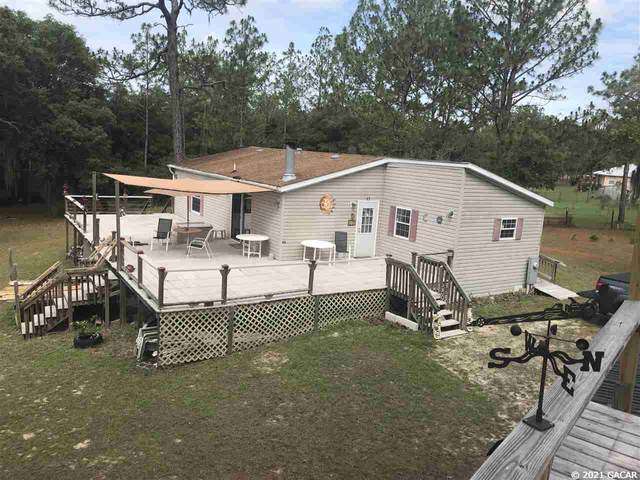 248 Whirlwind Loop, Hawthorne, FL 32640 (MLS #446679) :: Rabell Realty Group