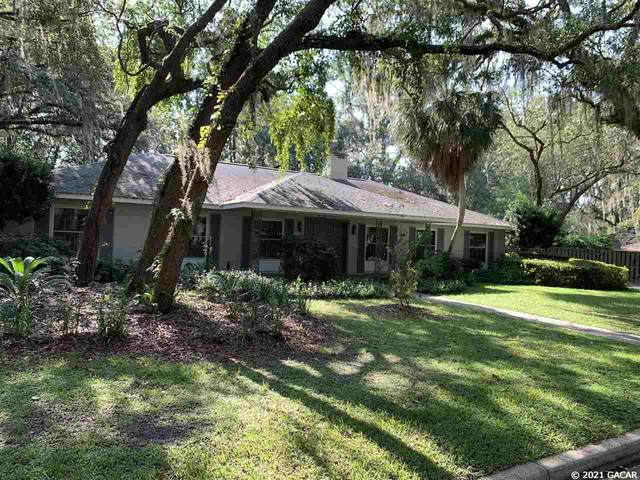 1321 NW 47th Terrace, Gainesville, FL 32605 (MLS #446693) :: Abraham Agape Group