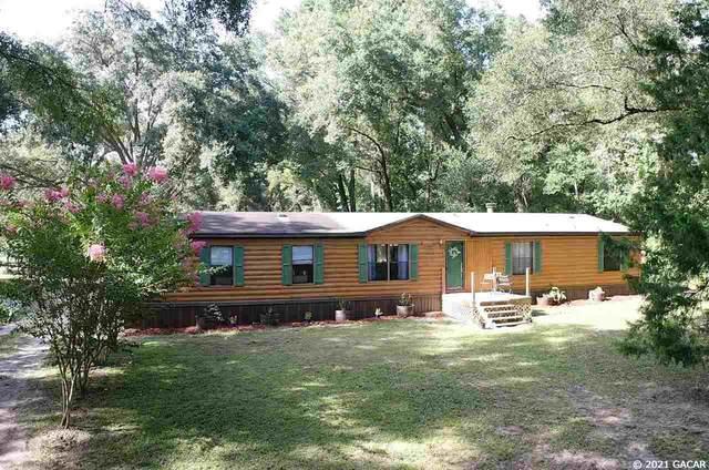 8322 SW 152nd Avenue, Archer, FL 32618 (MLS #446694) :: Pristine Properties