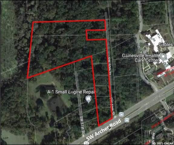 TBD SW Archer Road, Gainesville, FL 32608 (MLS #446695) :: Abraham Agape Group